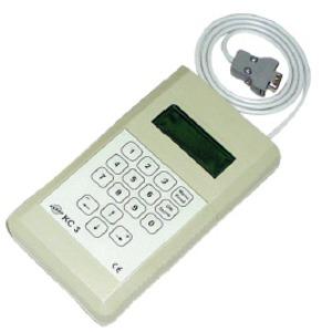 SEV Programmer, Programmiergerät für SEV 109, Schnittstelle zwischen PC und SEV 109, Speichern und Übertragen der Konfiguration in Verbindung mit SEV Programmiersoftw