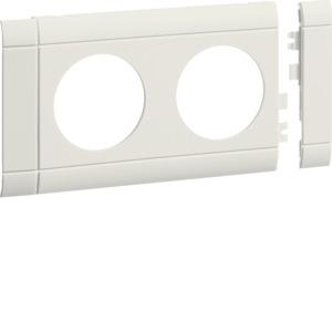 GB080209001, Blende 2-fach STD OT 80mm cw