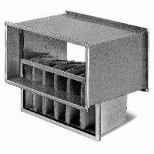 EKLF 50/25-30 G4, EKLF 50/25-30 G4, Ersatz-Filterkassetten zu KLF 1 Satz = 2 Stück