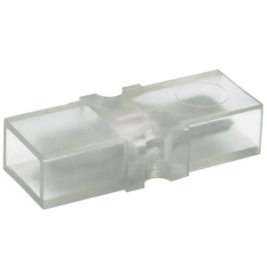 Steckverbinder Elastik, 2 x 6,3x0,8 mm