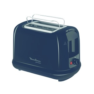 Toaster Principio Schwarz, Schwarz