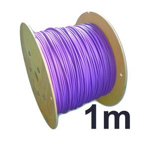 LCN - LK, 1m, Lichtleiter-Kunststoffkabel, 2 Adern