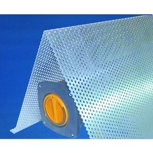Schutzkorb SSK 1500/V4A für Rippenrohrheizöfen