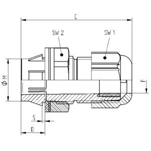 SKINTOP® CLICK 16 RAL 7035 LGY