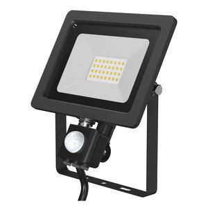 LED Flutlichtstrahler mit PIR-Sensor IP65