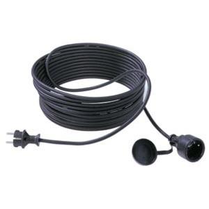 HEC251.5, Gummi-Verlängerung H05RR-F3G1, 50 mm², 25 m, schwarz