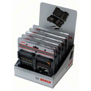 43tlg. Bit- und Steckschlüssel-Set, Bit- und Steckschlüssel-Set, 43-teilig, 25 mm, 75 mm
