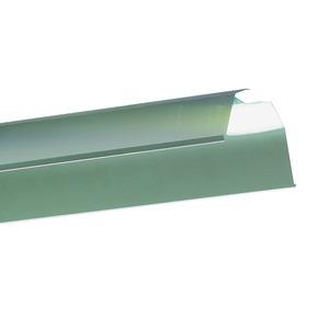 VLRSIS-T16 1/280 - VLSG-T16, Gekannteter ALU Industrie-Reflektor mit Silberbeschichtung, asymmetrische Lichtverteilung, 1/2x35, 49, 80W, L=1496mm