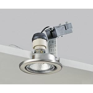 HV - Einbaustrahler  230V/GZ10/50W weiss