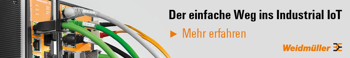 Weidmüller - Industrial IoT