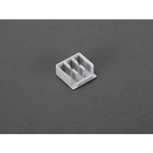 Endkappe für 2- und 3-polige Kammschienen 16 mm²