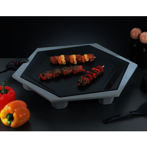 FG 2204/SE, Party Grill Set Special Edition