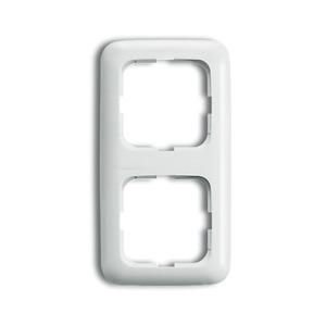 2512-214, Abdeckrahmen, alpinweiß, SI/Reflex SI, Rahmen Reflex SI