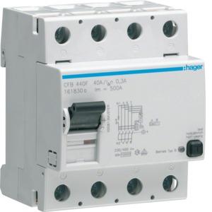 FI-Schalter 4P 10kA 40A 300mA Typ B NK