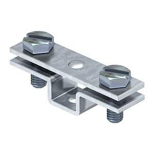831 30, Abstandschelle für Bandstahl 30mm, St, FT