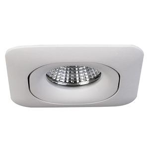 LED-Einbaustrahler   230V, 7W, 3000K, qu