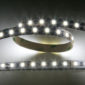 Flexible LED SMD 2835 2m kaltweiß 15W/m 24V, Flexible LED SMD 2835 2m kaltweiß 15W/m 24V