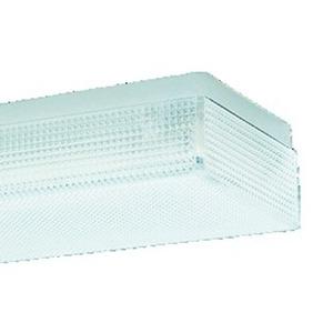 PLF 236 PR-EVG, Feuchtraumleuchte, IP64, 2xT26 36W, EVG, hochtransparente Prismenstrukturwanne aus UV-beständigem PMMA, L=1260mm