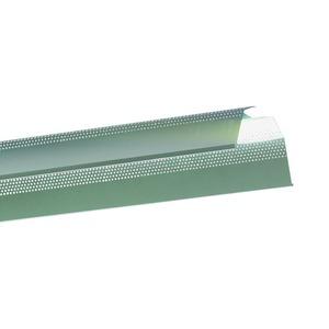 VLRITL-T16 .80 REFL. TIEFSTR., Industrie-Reflektor aus eloxiertem Reinstaluminium mit Silberbeschichtung, gelocht, tief strahlend, 1/2x35, 49, 80W, L=1496