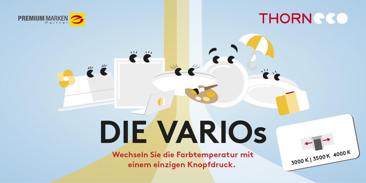 THORNeco - Die VARIOs