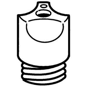 D02-DIN-49525K, Kunststoff-Schraubkappe DIN 49525 K