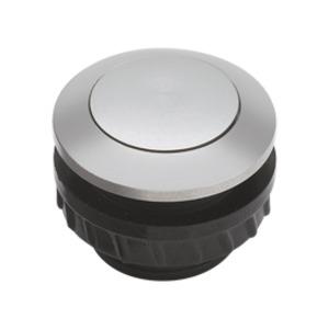 PROTACT 110 AL, Klingeltaster, Aluminium EV1
