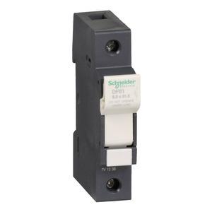 Sicherungshalter TeSys, 1p 25A, Sicherungsgröße 8,5x31,5mm