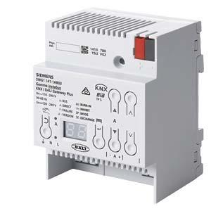 5WG1141-1AB03, KNX/DALI Gateway plus N 141/03