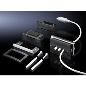 SZ 2400.300, Steckerdurchführung klein, für 2 Kabel mit Durchmesser 6-8mm