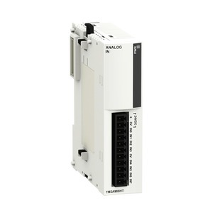 Analog. Eingangsmodul M238, 8 E Spannung/Strom, kein Differenzialeingang