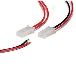 Leitungsset mit 2 Steckern 190mm Zuleitung, 1000mm Steckerabstand