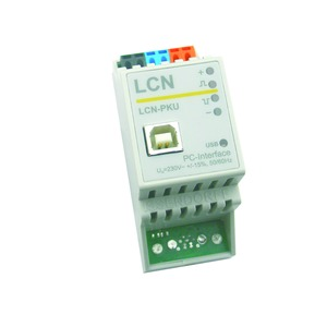 LCN - PKU, Koppler vom LCN-Bus zu USB für den PC-Anschluss
