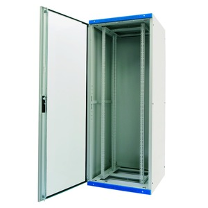 NWS-ST/SR/VT38/PL/6612/M, Schrank, 19 Zoll, VT38, HxBxT=1180x600x600mm, zerlegt