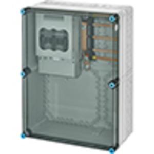 Mi 6680, Mi-NH-Sicherungslasttrennschaltergehäuse , 1xNH 1,a. Sammels., 250A, 5polig