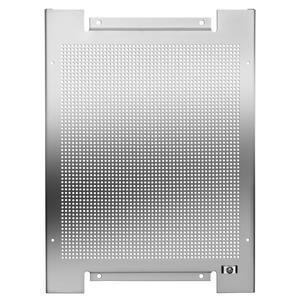Montagelochplatte 300x400 mm Wandabstand 19 mmm