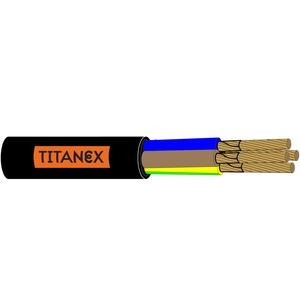 TITANEX 3G1,5, H07RN-F  Gummischlauchleitung       T500