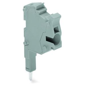 Modularer TOPJOB®S-Steckverbinder anreihbar 1-polig grau