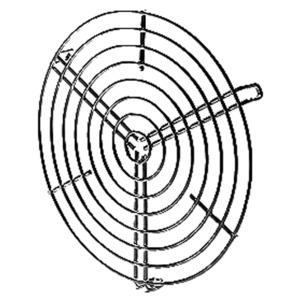 SGR 125, SGR 125, Schutzgitter zu Rohrdurchm. 125 mm