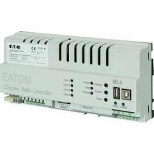 CGLine+ Web-Controller (verpackt), Zentrale Überwachungseinheit für CGLine+ Leuchten