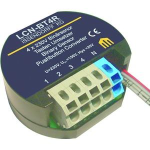 LCN - BT4R, Tastenumsetzer / Binäreingang, 4x 230V, UP-Dose, für den I-Anschluss