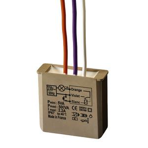 MTM500E, Treppenlicht-Zeitschalter Unterputz