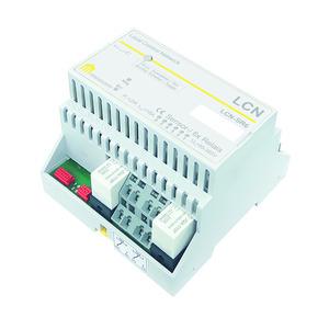 LCN - SR6, Sensor-Relais-Modul mit 6 Ausgängen 16A für die Hutschiene