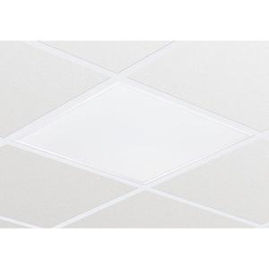 RC126B LED34S/830 PSU W62L62 NOC, LED Module, system flux 3200 lm - 830 Warmweiß - elektronisches Betriebsgerät, schaltbar - Breite 0,62m, Länge 0,62m - Farbe: Weiß