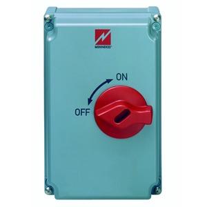 Lasttrennschalter 40A 3P+N+PE
