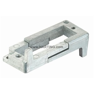 09200009925, Adapter Metall Han 10A/16A D-Sub 25/37