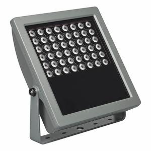 BCP418 48xLED-HB/5000 220-240V 90 CE CQC, VAYA FLOOD HP WHITE - 48 x - LED High Brightness - Breitstrahlend 90° - Farbe: Dunkles Grau