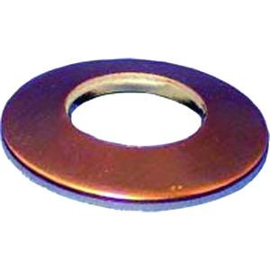 ICALCU10CS2, Al/Cu Unterlegscheiben M10, d1=26mm, für Kabelschuh bis 300qmm, blank