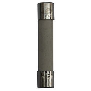 Sicherungen 1 A, Träge. Keramik. Bemessungsspannung 440 V. Abmessungen 6,3x32 mm.