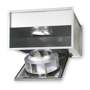 KRD EC 560/100/50 A, KRD EC 560/100/50 A, Kanalventilator EC schwenkout 3-PH  380-480V  50/60Hz regelbar