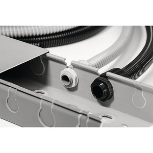 TPD 100x50mm, Iboco Verdrahtungskanal 100x50mm PVC Grau